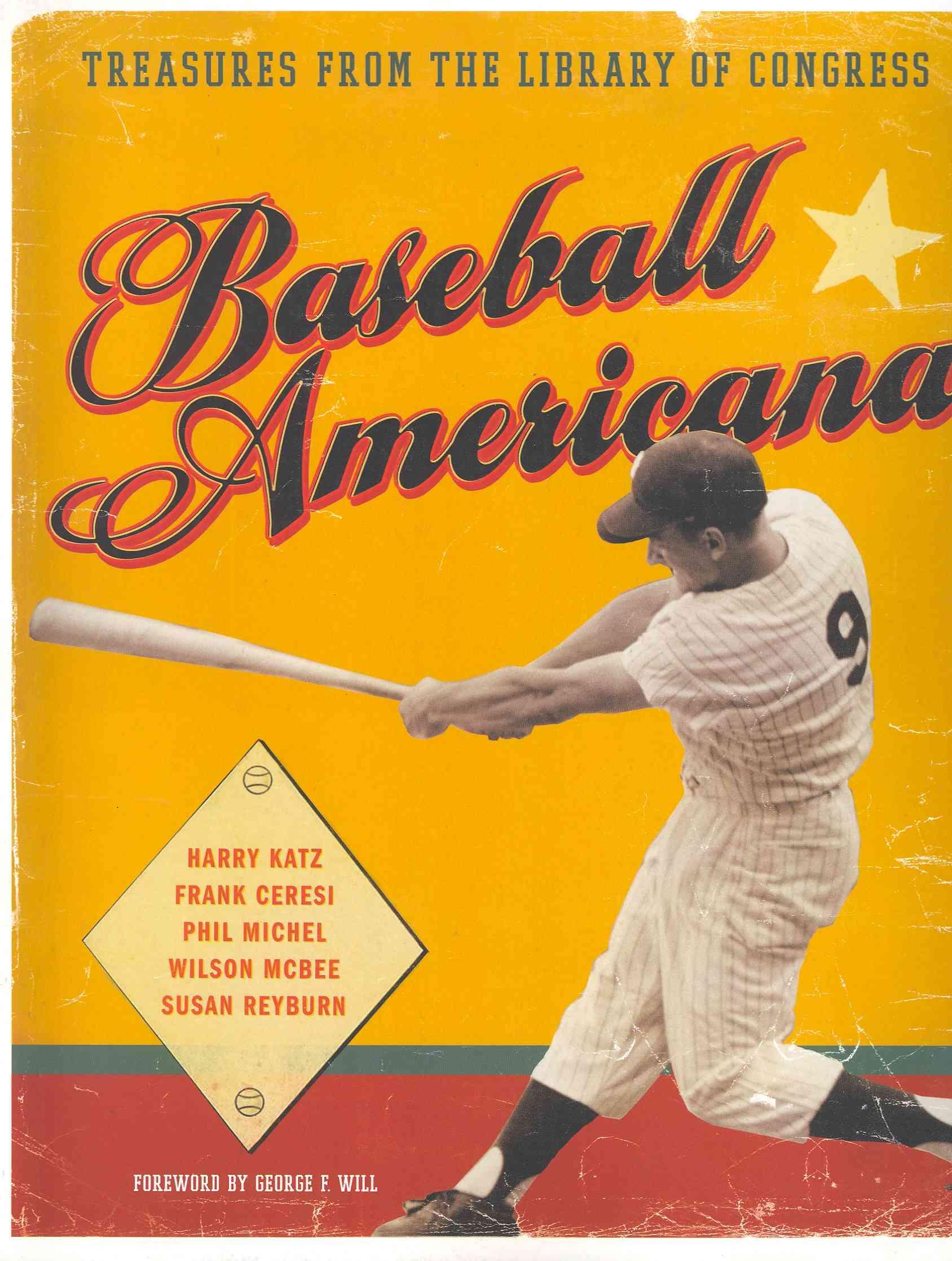 Baseball Americana By Katz, Harry/ Ceresi, Frank